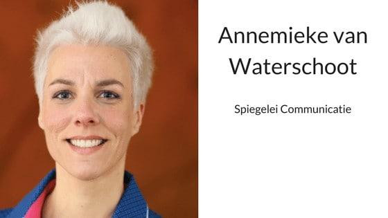 Annemieke van Waterschoot
