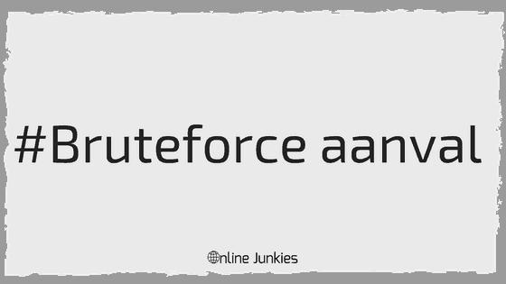 Brute force aanval