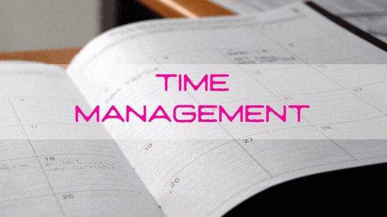 Slim met je tijd omgaan - Time Management