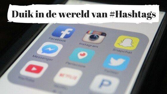 Duik in de wereld van de #hashtags
