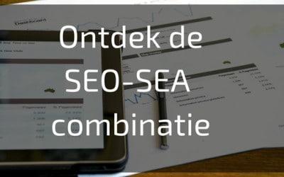 Vergroot je online succes: ontdek de SEO SEA combinatie