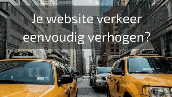 website verkeer